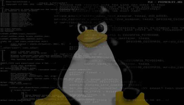 Falha em programa do Linux no estilo do WannaCry