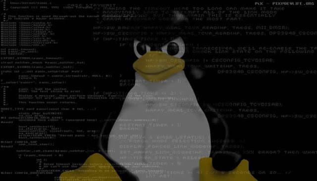 Falha em programa do Linux no estilo do WannaCry